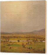 Pompton Plains, New Jersey, 1867 Wood Print
