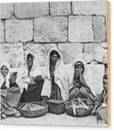 Ponfils 1898 Arab Women Wood Print