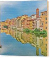 Ponte Vechhio Bridge 1 Wood Print