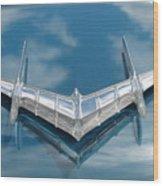 Pontiac Air Wood Print