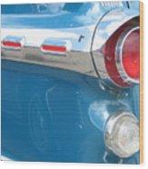 Pontiac Classic Wood Print