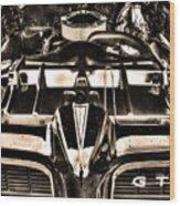 Pontiac Gto 028 Wood Print