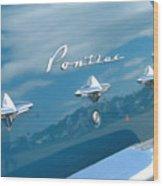 Pontiac Style Wood Print