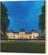 Poppelsdorfer Schloss Wood Print