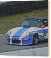 Porsche 651 Wood Print