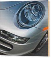 Porsche 911 Wood Print