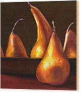 Port Au Pear Wood Print