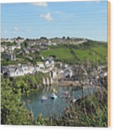 Port Isaac 1 Wood Print