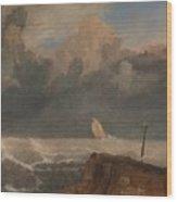 Port Ruysdael Wood Print