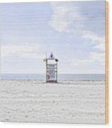 Port Stanley # 4 Wood Print
