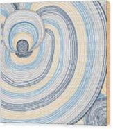 Portal Wood Print