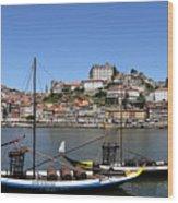 Porto 8 Wood Print