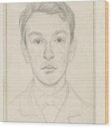 Portrait Of A Boy, Jan Veth, 1874 - 1925 Wood Print
