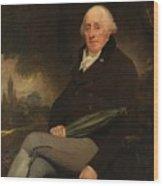 Portrait Of A Gentleman Beechey, William Wood Print