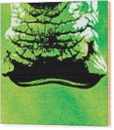Rhino Animal Decorative Green Poster 8 - By  Diana Van Wood Print