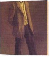 Portrait Of John Mclure Hamilton 1895 Wood Print