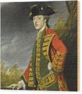 Portrait Of Sir Gerard Napier Wood Print