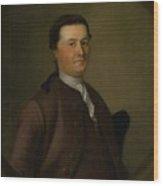 Portrait Of Thomas Amory Wood Print