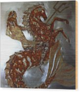 Poseidon II Wood Print