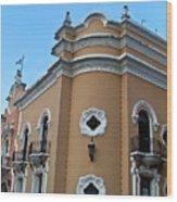 Post Office  Guatamala City 5 Wood Print