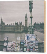 Postcards From Westminster Wood Print