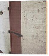 Power Room - Fort Desoto Florida Wood Print