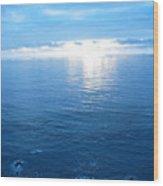 pr 168 - Blue Sunset II Wood Print