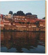 Prabhu Ghat Wood Print