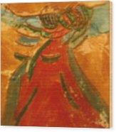 Praise God - Tile Wood Print