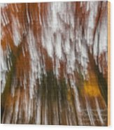 Praise You In This Storm Wood Print
