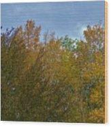 Praiseworthy Palate Wood Print