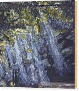 Prameny Svetla Wood Print