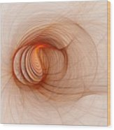 Praxidike Wood Print