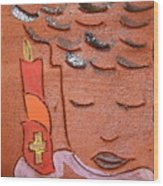 Prayer 31 - Tile Wood Print