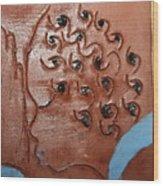 Prayer 35   - Tile Wood Print