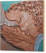 Prayer 36 - Tile Wood Print