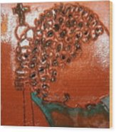 Prayer 38 - Tile Wood Print