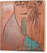 Prayer 39 - Tile Wood Print