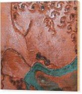 Prayer 41 - Tile Wood Print