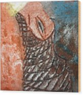 Prayer 7 - Tile Wood Print