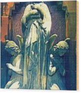 Prayers Answered  Wood Print