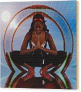 Praying Girl 1209278 Wood Print