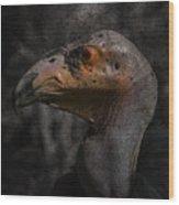 Prehistoric Wood Print