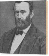 President Grant Wood Print