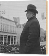 President William Taft 1857-1930 Wood Print by Everett