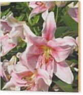 Prettier In Pink Wood Print