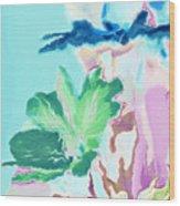 Pretty Bouquet A09z Wood Print
