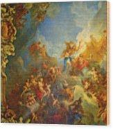 Priceless Art In Versailles Wood Print