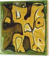 Primative Wood Print