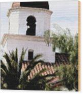 Primera Iglesia Bautista Wood Print